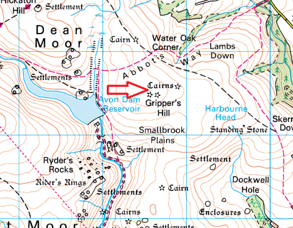 grippers-hill-map