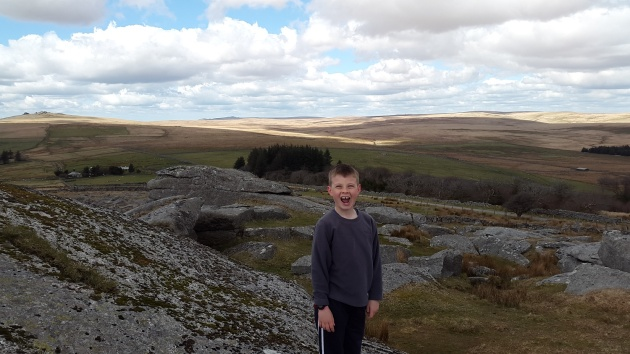 North Hessary Tor 13