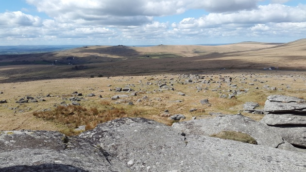 North Hessary Tor 4