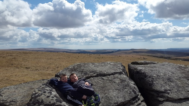 North Hessary Tor 5