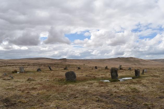 Whit Moor Stone Circle 2