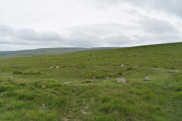 Buttern Hill Stone Circle 1