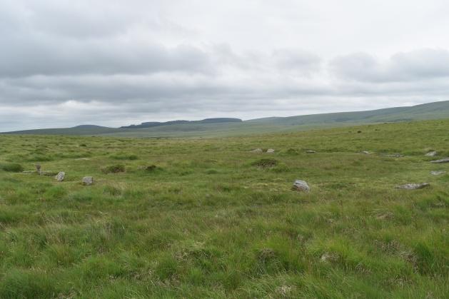 Buttern Hill Stone Circle 2
