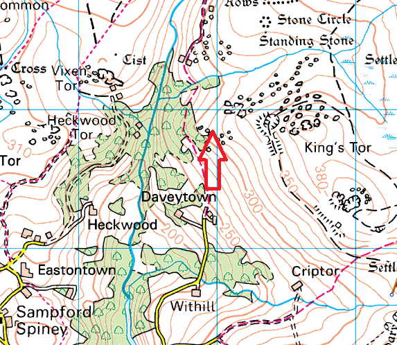 hucken-tor-map