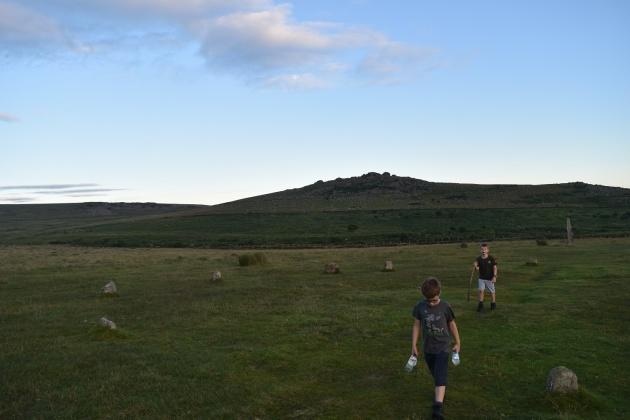 Merrivale Stone Circle 3