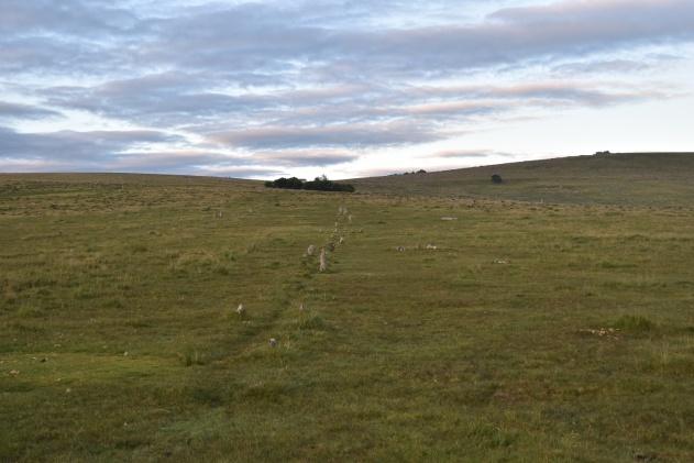 Merrivale Stone Circle 4