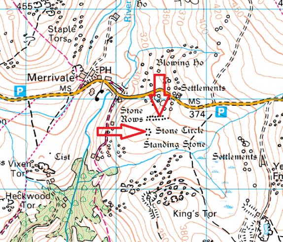 merrivale-stone-circle-map