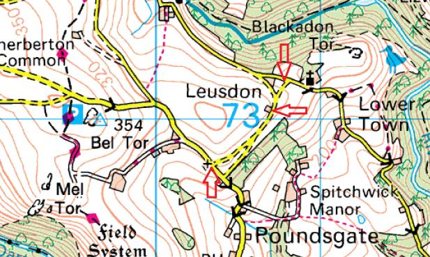 leusdon-hall-parking-map