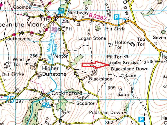 tunhill-rocks-map
