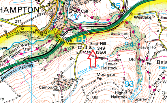 east-hill-map