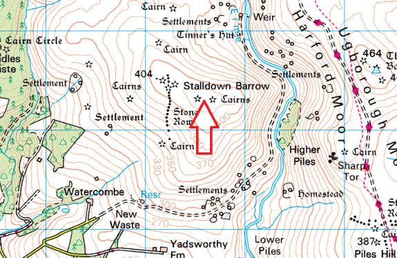 stalldown-barrow-map