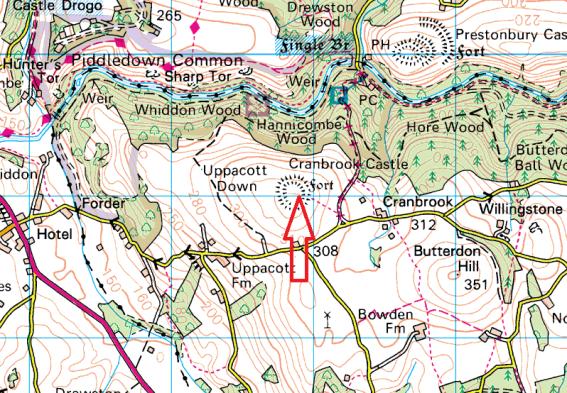 cranbrook-castle-map