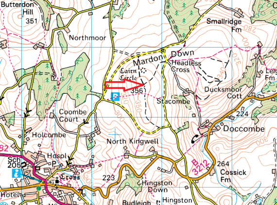 mardon-down-map
