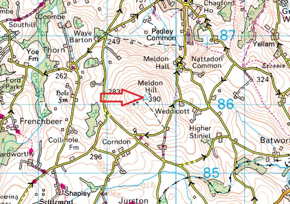 meldon-hill-map