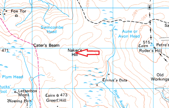 nakers-hill-map