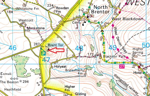 brent-tor-map